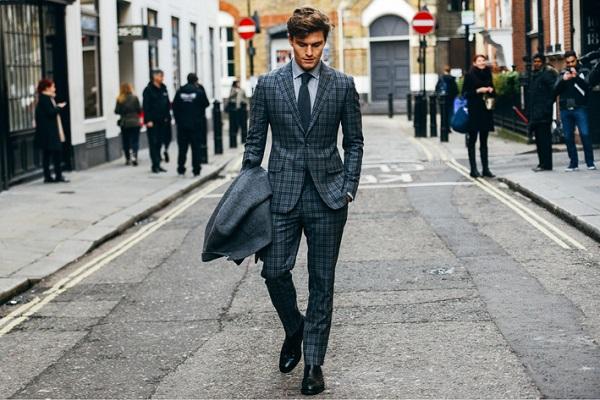 takım elbise modası