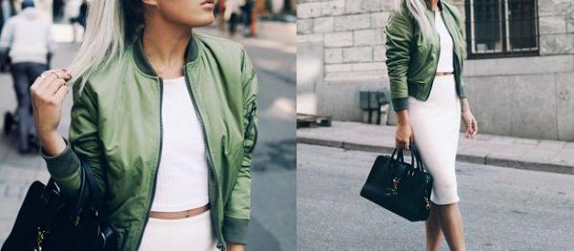 Yeni Moda Bomber Tarzı Ceketler